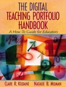 The Digital Teaching Portfolio Handbook 1st edition 9780205343454 0205343457