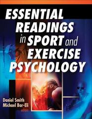 Essential Readings in Sport and Exercise Psychology 1st edition 9780736057677 0736057676