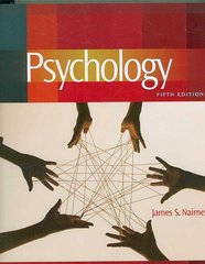 Psychology 5th edition 9780495506119 0495506117
