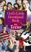God's Little Devotional Book for Teens 0 9781562922115 1562922114