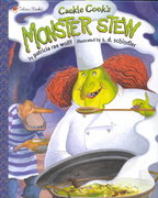 Cackle Cook's Monster Stew 0 9780307106827 0307106829