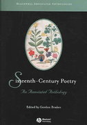 Sixteenth-Century Poetry 1st edition 9781405101165 1405101164