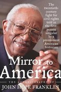 Mirror to America 1st edition 9780374299446 0374299447