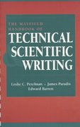The Mayfield Handbook of Technical and Scientific Writing 1st edition 9781559346474 1559346477