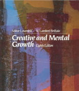 Creative and Mental Growth 8th Edition 9780023721106 0023721103
