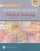 Lippincott Williams and Wilkins' Administrative Medical Assisting 0 9780781737753 0781737753
