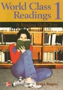 World Class Readings 1 Student Book 1st edition 9780072825459 0072825456