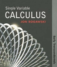Single Variable Calculus: Early Transcendentals (Paper) 1st edition 9781429210768 1429210761