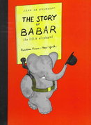 The Story of Babar 1st Edition 9780394805757 0394805755