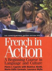 French in Action 2nd edition 9780300072679 0300072678