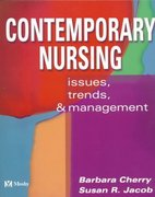 Contemporary Nursing 0 9780323002486 032300248X