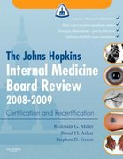 Johns Hopkins Internal Medicine Board Review 5th Edition 9780323394581 0323394582