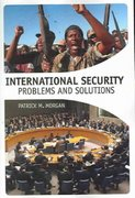 International Security 1st Edition 9781568025872 1568025874