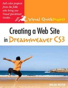 Creating a Web Site in Dreamweaver CS3 1st edition 9780321509802 0321509803