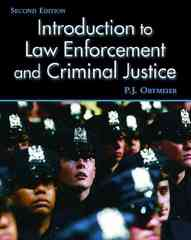 Introduction to Law Enforcement and Criminal Justice 2nd edition 9780131137776 0131137778