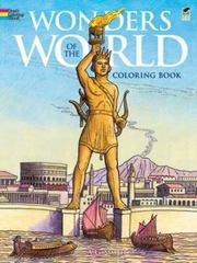 Wonders of the World Coloring Book 0 9780486430447 0486430448