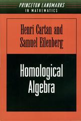 Homological Algebra (PMS-19) 0 9780691049915 0691049912