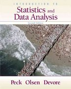 "Intro. to Stats. & Data Analysis, Updated Media Ed. (w/StatisticsNOWâ""¢, InfoTrac 2-Sem., Pers. Tutor, iLrnâ""¢ Homework Student Version, Internet Companion 2-Sem. PAC) 2nd edition 9780495109662 0495109665"