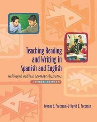 Teaching Reading and Writing in Spanish and English in Bilingual and Dual Language Classrooms 2nd edition 9780325008011 0325008019