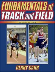 Fundamentals of Track and Field 2nd Edition 9780736000086 0736000089