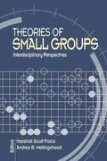 Theories of Small Groups 1st edition 9780761930761 0761930760