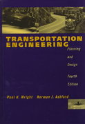 Transportation Engineering 4th edition 9780471173960 0471173967
