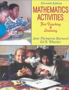 Mathematics Activities for Teaching and Learning 11th edition 9780787295257 0787295256
