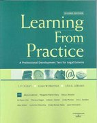Learning from Practice 2nd edition 9780314152848 0314152849