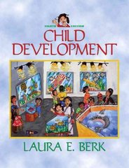 Child Development 8th edition 9780205615599 0205615597