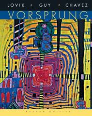 Vorsprung: A Communicative Introduction to German Language and Culture 2nd edition 9780618669073 0618669078