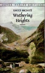 Wuthering Heights 1st Edition 9780486114705 0486114708