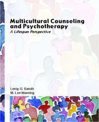 Multicultural Counseling and Psychotherapy 4th edition 9780131706811 0131706810