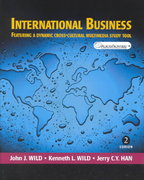 International Business and Access Code Card 2nd edition 9780131024113 0131024116