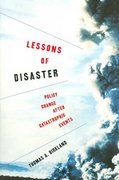 Lessons of Disaster 1st Edition 9781589011212 158901121X