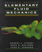 Elementary Fluid Mechanics 7th Edition 9780471013105 0471013102