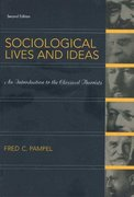 Sociological Lives and Ideas 2nd edition 9780716779155 0716779153