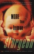 More Than Human 1st Edition 9780375703713 0375703713