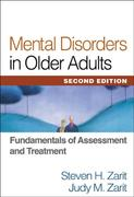 Mental Disorders in Older Adults 2nd Edition 9781572309463 1572309466