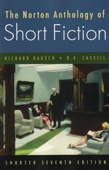 The Norton Anthology of Short Fiction 7th Edition 9780393926125 0393926125