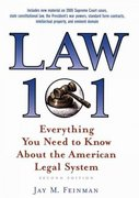 Law 101: Everything You Need to Know about the American Legal System 2nd Edition 9780195179576 0195179579