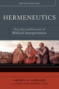 Hermeneutics 2nd Edition 9780801031380 0801031389