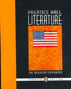 Prentice Hall Literature 1st Edition 9780131317192 0131317199