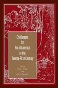 Challenges for Rural America in the Twenty-First Century 1st Edition 9780271022420 0271022426