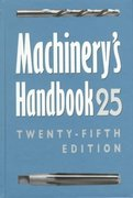 Machinery's Handbook 25th edition 9780831125752 0831125756