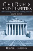 Civil Rights and Liberties 2nd Edition 9781317349495 1317349490