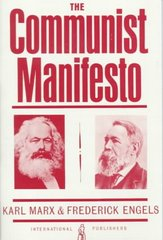 The Communist Manifesto 1st Edition 9780717802418 0717802418