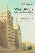 West Africa before the Colonial Era 1st Edition 9781317882657 1317882652