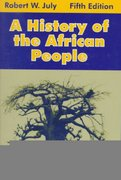A History of the African People 5th edition 9780881339802 0881339806