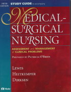 Study Guide to Accompany Medical-Surgical Nursing 5th edition 9780323002585 0323002587