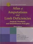 Atlas of Amputations and Limb Deficiencies 3rd edition 9780892033133 0892033134